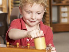 Montessori poznání