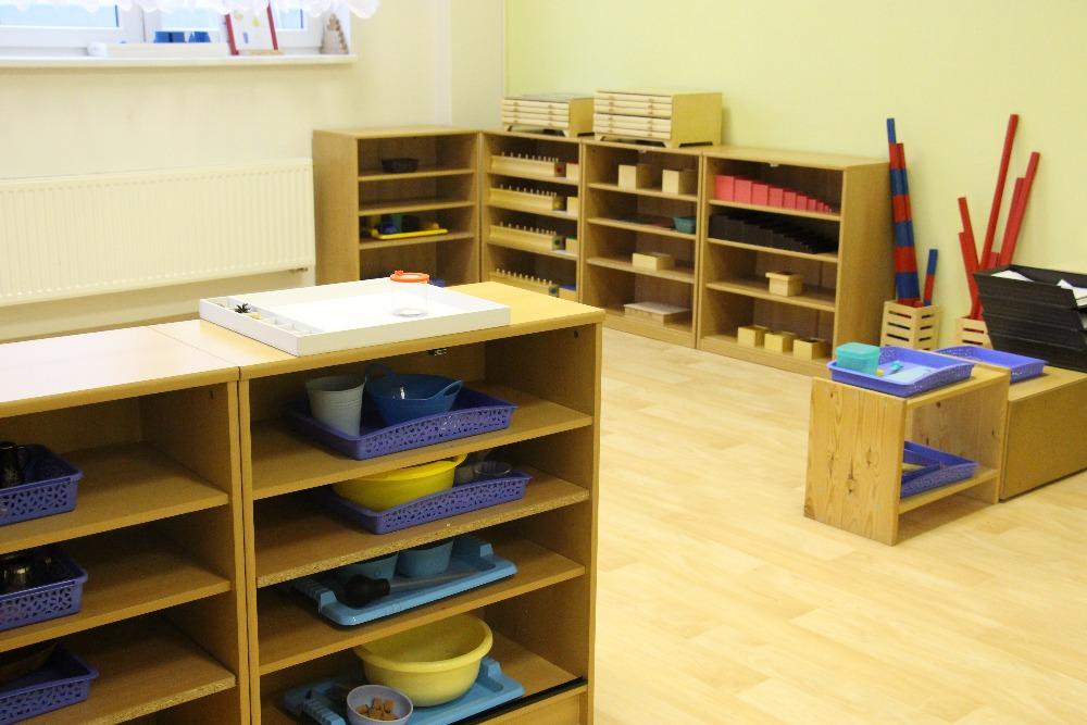 Nejkrásnější svět Montessori školka Nový Lískove